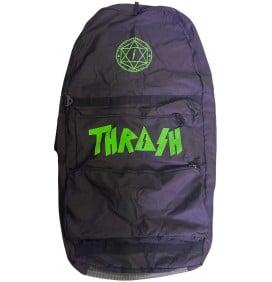 Thrash Travel Bag Black 2 Pocket bodyboard cover