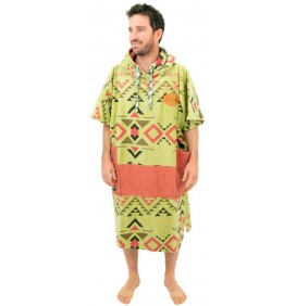 Poncho All In V Bumpy Indian