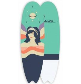 surfplank Zeus Rosa 7'6 EVA