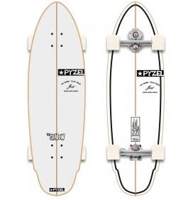 Tabla de surfskate Yow Shadow Pyzel 33,5''