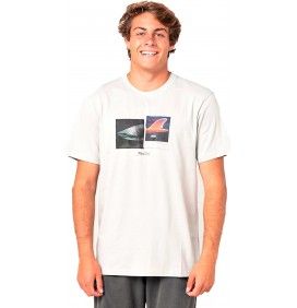 T-Shirt Rip Curl Good Day Bad