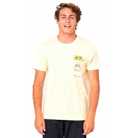 Rip Curl In Da Pocket Teepale T-Shirt