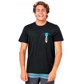 T-Shirt Rip Curl In Da Pocket Teepale