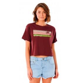 T-Shirt Rip Curl Partito