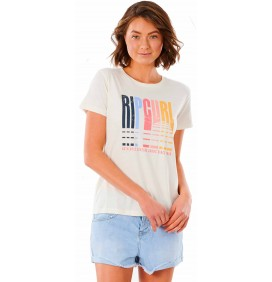 T-Shirt Rip Curl Golden State