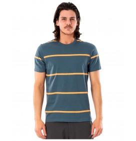 Camiseta Rip Curl Sundown Stripe Tee