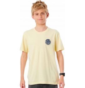 T-Shirt Rip Curl Wettie Essential