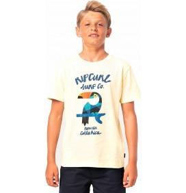 Camiseta Rip Curl Animoulous