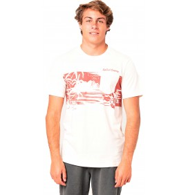 Camisa Rip Curl Busy Session Tee