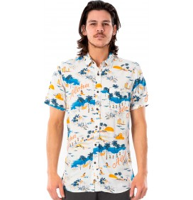 Camisa Rip Curl Hawaiian