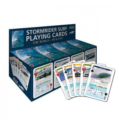 Baraja de cartas Stormrider