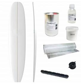Kit de shape Longboard