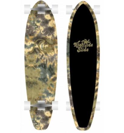 Skate Longboard Quiksilver Hightide