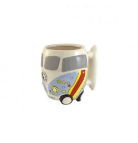 Tasse keramik Hippie-Van