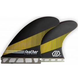 Feather Fins Quad Click Tab