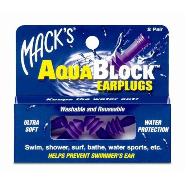 Imagén: Tampoes de ouvido Mack´s AquaBlock - 2 pares