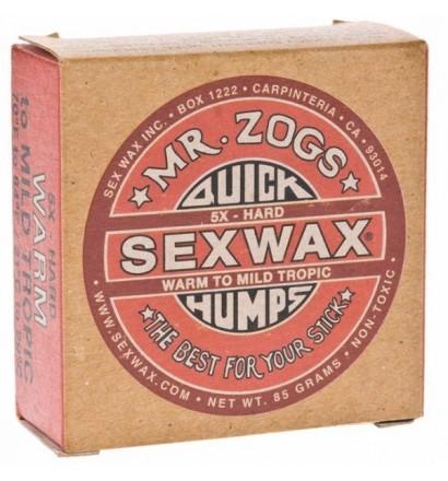 Wax Sex wax Quick Humps