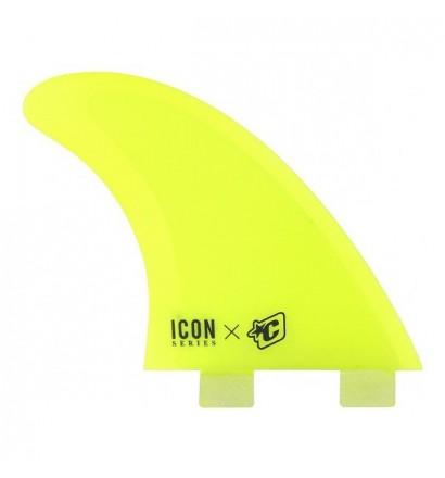 Chiglie surf Creature VERT Icona