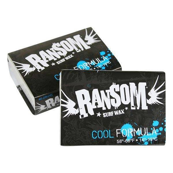 Imagén: Parafina Ransom surf wax