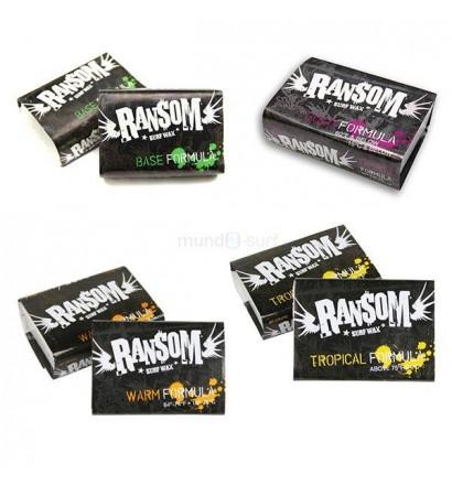 Paraffin Ransom surf wax