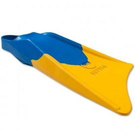 Aletas de bodyboard Supersfins Azul/Amarillo