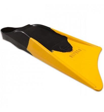 Pé de pato bodyboard Supersfins Super Black