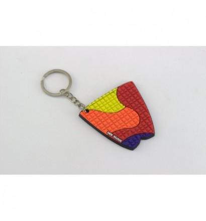 Key chain grip de surf