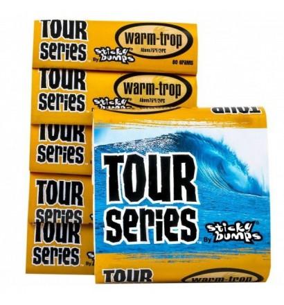 Cera Di Paraffina Sticky Bumps Tour Series