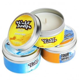 Scented candle Sticky Bumps