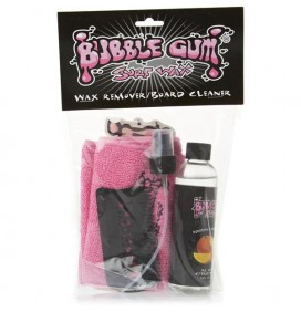 Kit de Limpieza de tabla Bubble Gum