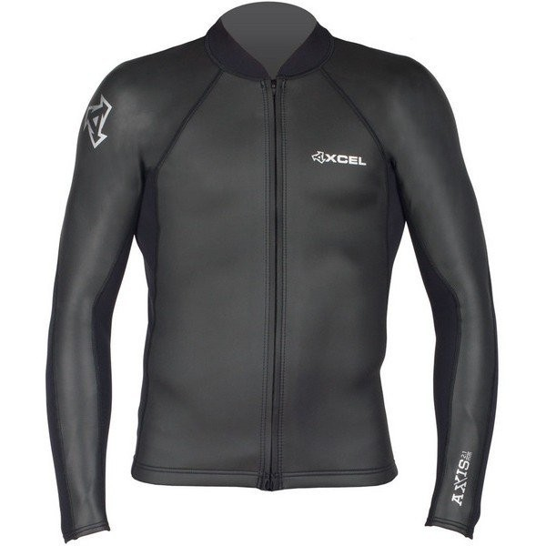 Imagén: Top Xcel Axis SmoothSkin Front zip
