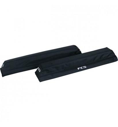 Protecteur de barre de toit FCS hard rack pads