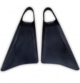 Bodyboard Fins Pride Vulcan V1 Black