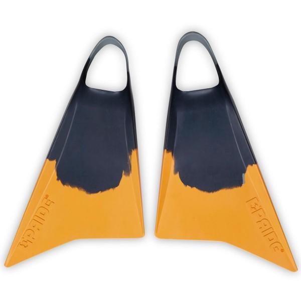 Imagén: Aletas de Bodyboard Pride Vulcan V2 Gris/Amarillo