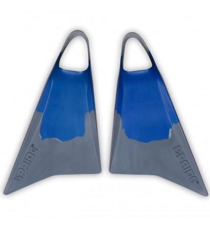 Bodyboard Fins Pride Vulcan V1 Blue/Grey