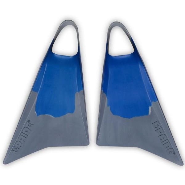 Imagén: Aletas Bodyboard Pride Vulcan V2 Azul/Gris
