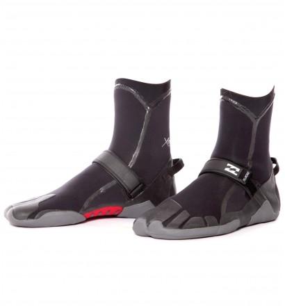 Socken surf Billabong Furnace boot 3mm