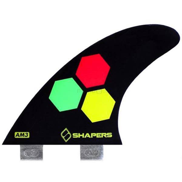 Imagén: Quillas Shapers AM3 Core Lite