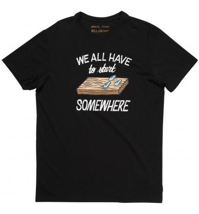 T-Shirt Billabong Plank