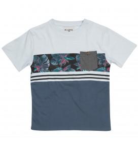 Camiseta Billabong Brotanicle Crew