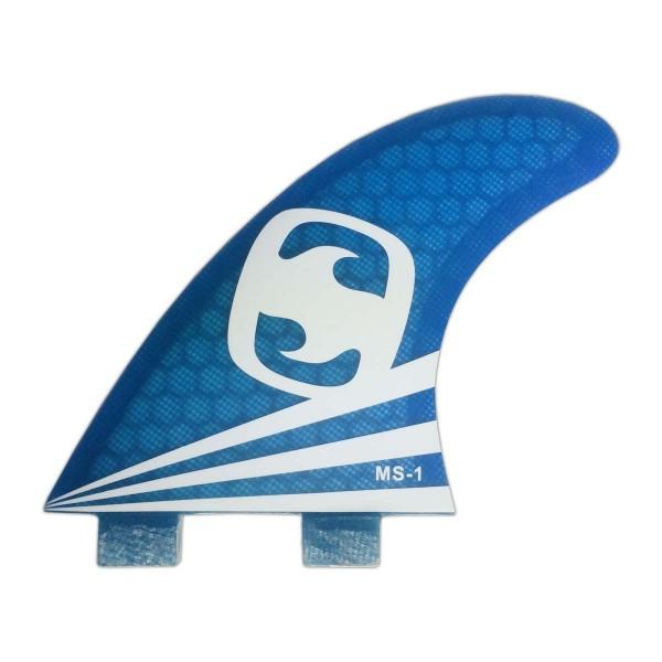 Imagén: Quilhas Mundo-Surf MS-1 Corelite