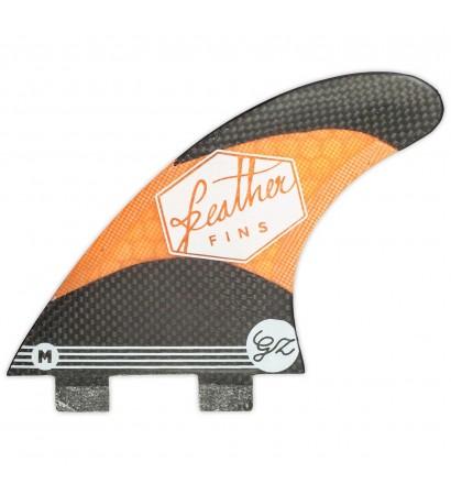 Quilhas surf Feather Fins Gony Zubizarreta