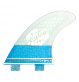 Quilhas surf Feather Fins Ultralight Base