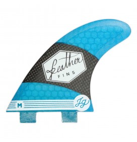 Quilhas surf Feather Fins Jonathan Signatures
