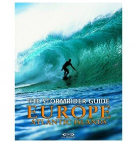 Boeken surf Stormriders gids islas atlanticas