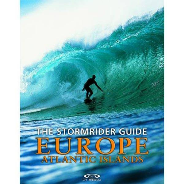 Imagén: Livre de surf Stormriders guide Iles Océan Atlantique