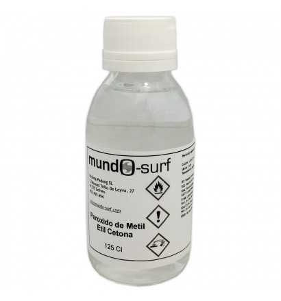 Catalisador PMEC para resina poliester - 125Cl