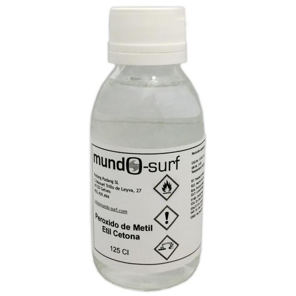 Imagén: Catalisador PMEC para resina poliester - 125Ml