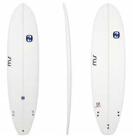 Surfboard mini malibu MS Fat Elephant
