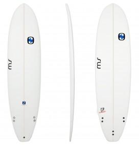 Tabla de surf mini-malibu MS Fat Elephant